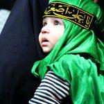 مراسم شیرخوارگان حسینی در سرخس برگزار شد+ تصاویر