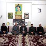دیدار مدیرکل ورزش و جوانان استان با خانواده شهید ورزشکار مجتبی عباسی