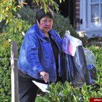 خدمتکار خانگی دست کلینتون را رو کرد +عکس