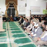 جشن آغاز هفته وحدت در شهرستان سرخس