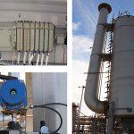 ساخت دستگاه شیر کنترل دمای کوره گاز واحد نمزدایی شوریجه سرخس