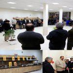 ساختمان جدید اداری کارگاه مرکزی پالایشگاه سرخس به بهرهبرداری رسید