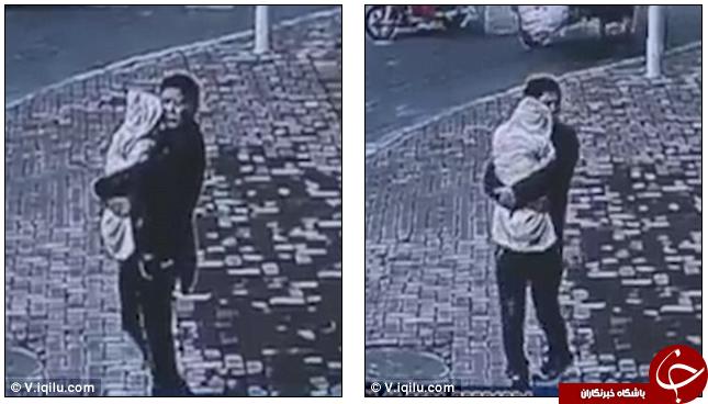 فرزندی که فدای شرط عجیب همسر شد +عکس