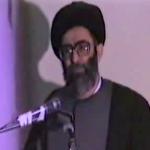 فیلم؛ افتتاح فاز اول پالایشگاه گاز سرخس توسط آیتالله خامنهای