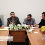 مراسم تودیع و معارفه رئیس دانشگاه پیام نور سرخس برگزار شد+ تصاویر