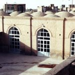تاریخچه مسجد جامع (کارگزاری) شهر سرخس+ تصاویر
