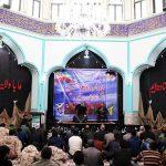 شهدا انقلاب اسلامی را تثبیت کردند/ مدافعان حرم به شعار «اسلام مرز نمیشناسد» لبیک گفتند