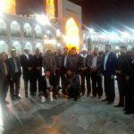 تجلی صلح و دوستی در جوار امام مهربانیها/ عطر صلح و دوستی در فضای شهرستان سرخس پیچید+ تصاویر و فیلم