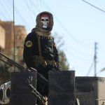 عکس/ ظاهر عجیب سرباز عراقی!