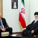 عکس/ دیدار «الهام علی اف» با رهبر معظم انقلاب