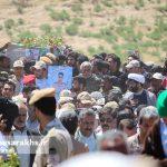 تشییع پیکر پاک شهید مدافع وطن صادق خدادادی (20)
