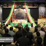 تشییع پیکر پاک شهید مدافع وطن صادق خدادادی (6)