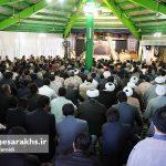 تشییع پیکر پاک شهید مدافع وطن صادق خدادادی (7)