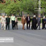 مراسم گرامیداشت روز ارتش در سرخس (1)