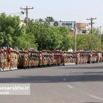 مراسم گرامیداشت روز ارتش در سرخس (10)