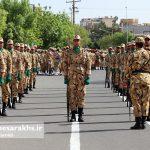 مراسم گرامیداشت روز ارتش در سرخس (11)