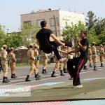 مراسم گرامیداشت روز ارتش در سرخس (12)