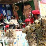 مراسم گرامیداشت روز ارتش در سرخس (14)