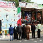 مراسم گرامیداشت روز ارتش در سرخس (2)