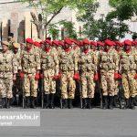 مراسم گرامیداشت روز ارتش در سرخس (3)
