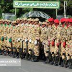 مراسم گرامیداشت روز ارتش در سرخس (4)