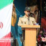 مراسم گرامیداشت روز ارتش در سرخس (5)