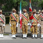 مراسم گرامیداشت روز ارتش در سرخس (6)