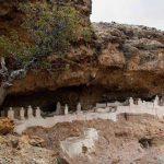 تصاویر/ قبرستانی عجیب در سیستان و بلوچستان