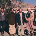 عکاس ایرانی از فرمانده «مسعود» در غار چه پرسید +عکس