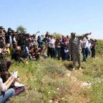 تصاویر/ آنچه حزبالله در مرز، به خبرنگاران نشان داد