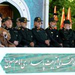 عکس/ حضور سردار سلیمانی در کنار رهبر معظم انقلاب