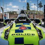 متفاوت ترین ماشین پلیس دنیا در بریتانیا +تصاویر