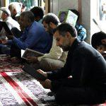 احیای شب بیست و سوم ماه رمضان در مسجد امام رضا(ع) سرخس (۱۲)