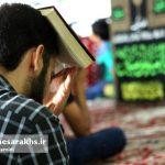 احیای شب بیست و سوم ماه رمضان در مسجد امام رضا(ع) سرخس (۴)