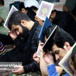 احیای شب بیست و سوم ماه رمضان در مسجد امام رضا(ع) سرخس (۵)