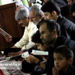 احیای شب بیست و سوم ماه رمضان در مسجد امام رضا(ع) سرخس (۹)
