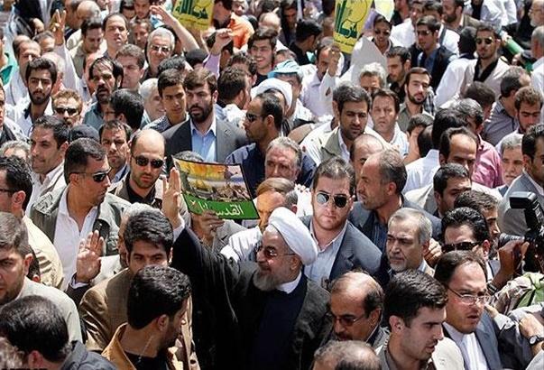 اگر واقعاً حزباللهی و مؤمناند خب نکنند؛ اینها به ضرر کشور است/ شعار علیه رئیسجمهور کار اشتباهی که نباید تکرار شود/ بهجای شعار نقد منصفانه و عاقلانه کنیم