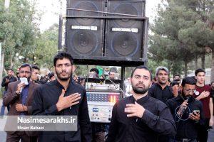 اجتماع بزرگ صادقیون در سرخس برگزار شد+ تصاویر