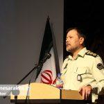تودیع و معارفه فرمانده انتظامی شهرستان سرخس (۲)