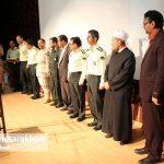 تودیع و معارفه فرمانده انتظامی شهرستان سرخس (۸)