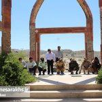 جانمایی محل خاکسپاری شهدای گمنام در شهر مزداوند (۱)