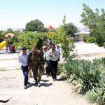 جانمایی محل خاکسپاری شهدای گمنام در شهر مزداوند (۲۴)