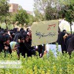 راهپیمایی روز ملی عفاف و حجاب در سرخس (۱۰)