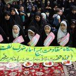 راهپیمایی روز ملی عفاف و حجاب در سرخس (۱۱)