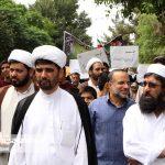 راهپیمایی روز ملی عفاف و حجاب در سرخس (۳)