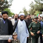 راهپیمایی روز ملی عفاف و حجاب در سرخس (۵)