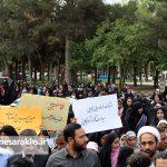 راهپیمایی روز ملی عفاف و حجاب در سرخس (۷)
