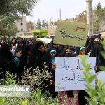 راهپیمایی روز ملی عفاف و حجاب در سرخس (۹)