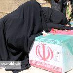 تشییع دو شهید گمنام در شهر مزداوند (۱۸)