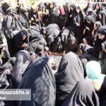 تشییع دو شهید گمنام در شهر مزداوند (۲۴)